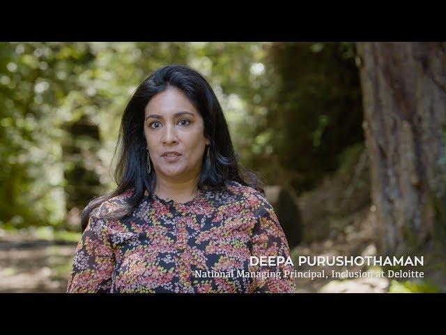 Conscious Company Leaders Forum | Deepa Purushothaman Principal, Inclusion at Deloitte