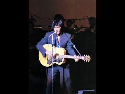 Elvis Presley ~  Blue Suede Shoes ~  Las Vegas August 26, 1969 MS