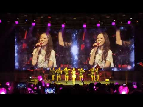 Free Download All Night Long And Baram X3 - Taeyeon Live In Manila (our Heart Is Dancing) Mp3 dan Mp4