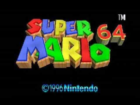 Theme Song - Super Mario 64