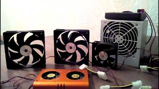 Дополнительное охлаждение для майнинг фермы на 6 GTX 1050 TI
