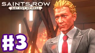 Saints Row: Gat Out of Hell - Gameplay Walkthrough Part 3 - Dane Loyalty! (PC, Xbox One, PS4)