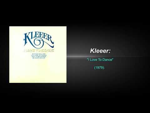 KLEEER - I Love To Dance.