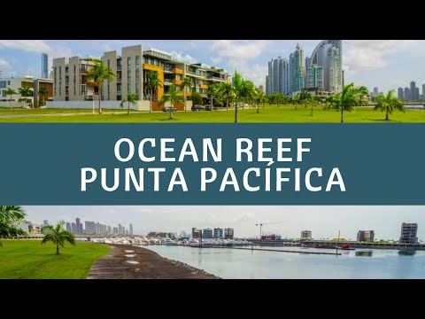Waterfront Lot in Ocean Reef Panama Overlooking the Marina for Sale