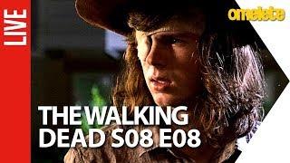 Video The Walking Dead Comentado - S08E08 | AO VIVO download MP3, 3GP, MP4, WEBM, AVI, FLV Desember 2017