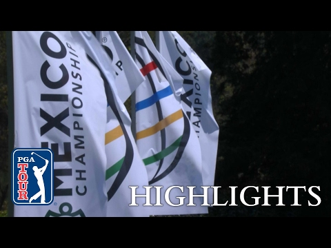 Highlights | Rory McIlroy shoots 65 to lead at Mexico Championship