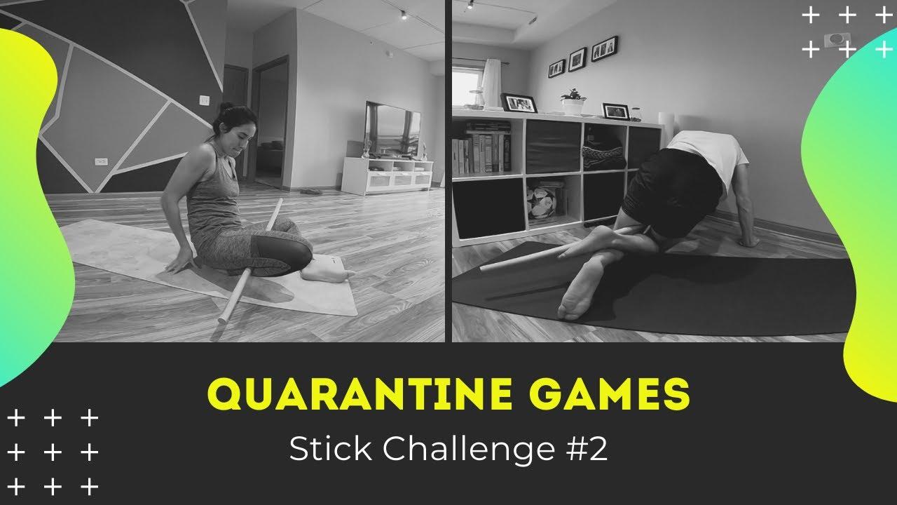 Quarantine Games: Stick Challenge 2