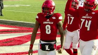 Lamar Jackson Freshman List Highlights
