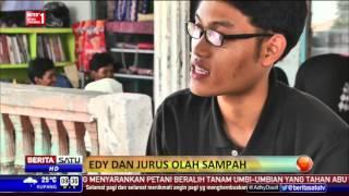 People and Inspiration: Edy dan Jurus Olah Sampah #1