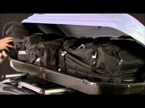 Багажник за кола Thule Pacific 600