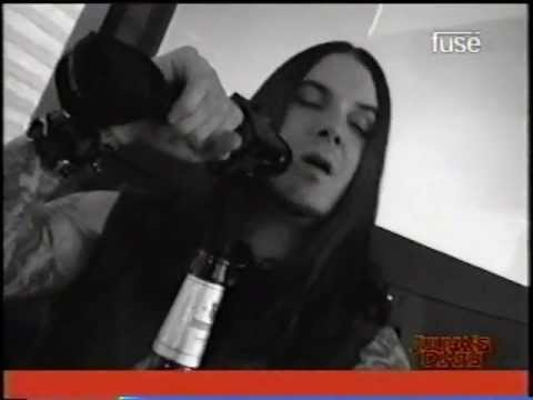 Superjoint Ritual - 17-05-2003 Worcester Interview for Uranium