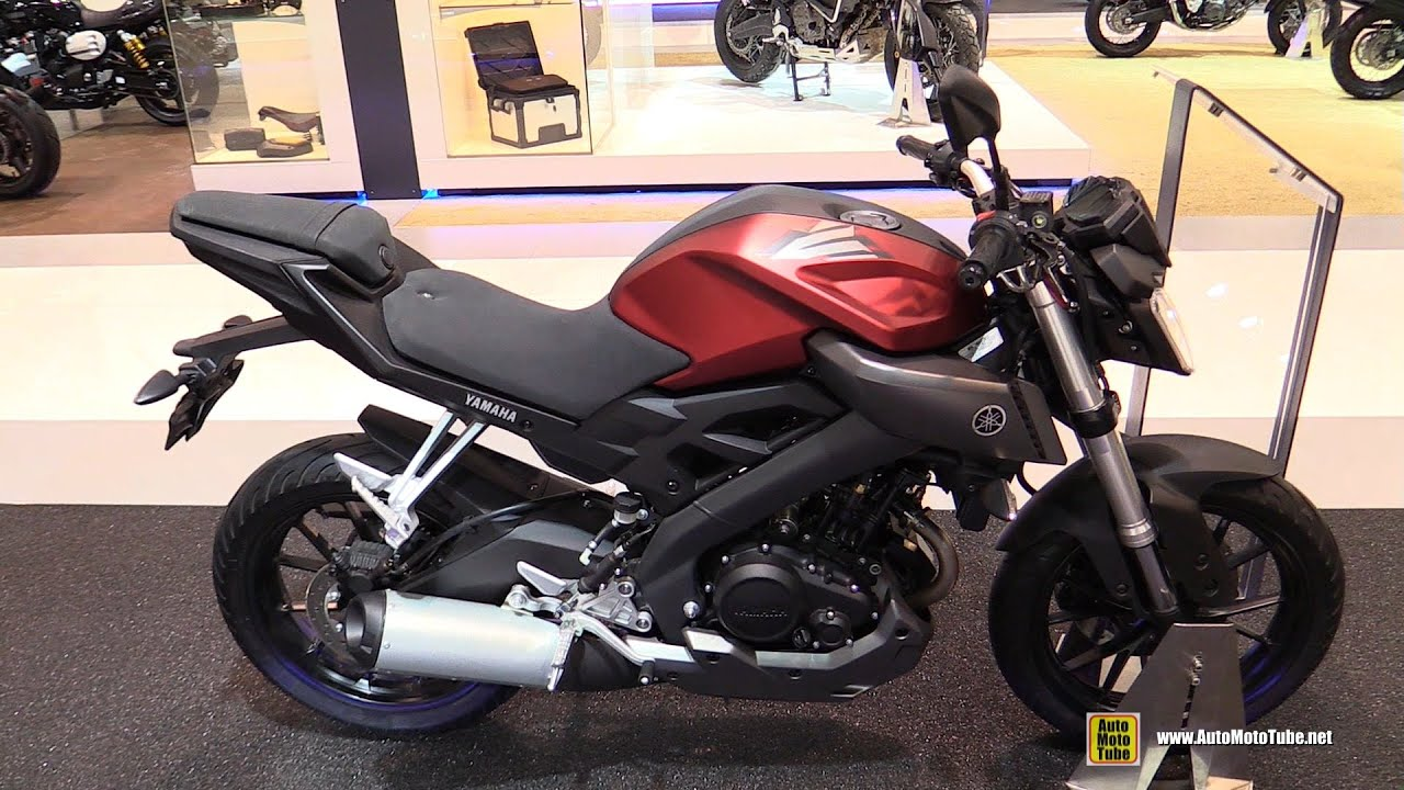 2015 yamaha mt 125 abs walkaround 2014 eicma milan. Black Bedroom Furniture Sets. Home Design Ideas