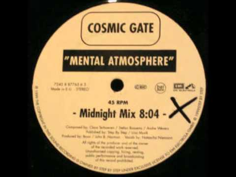 Cosmic Gate - Mental Atmosphere (Extended Mix)