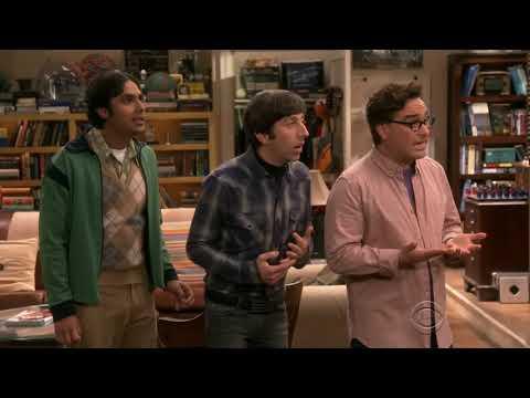 The Big Bang Theory - The Bitcoin Entanglement S11E09 [1080p]