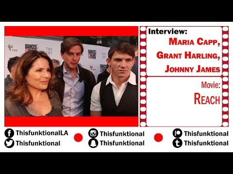 @Thisfunktional Talks With Maria Capp, Grant Harling, Johnny James Fiore REACH