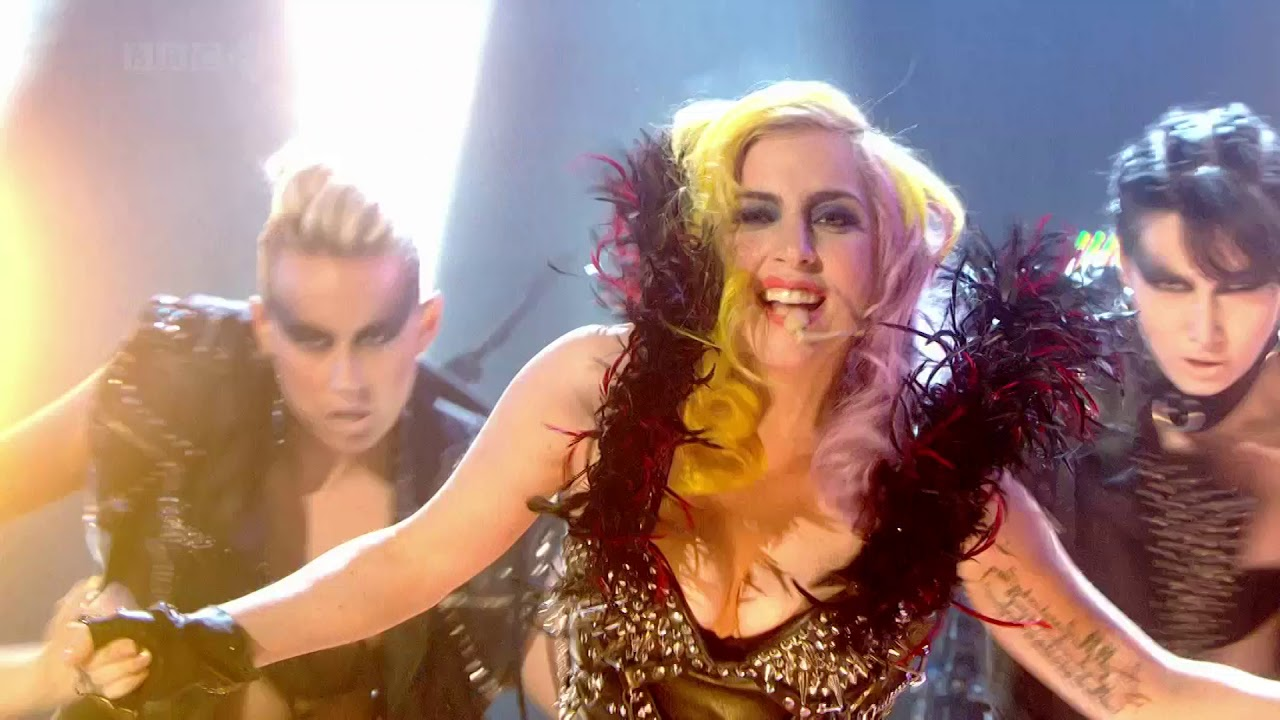 Lady Gaga   Telephone Live at Friday Night with Jonathan Ross