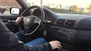 BMW E46 320d Short City Drive