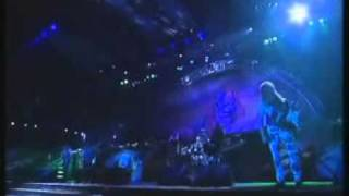 Iron Maiden - The clansman (live rock am ring 2003)
