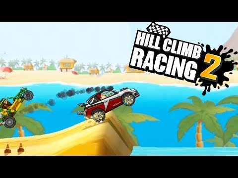 Hill Climb Racing 2 #41   Android Gameplay   Best Android Games 2018   Droidnation