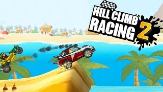 Hill Climb Racing 2 #41 | Android Gameplay | Best Android Games 2018 | Droidnation