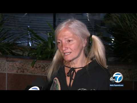 LA subway singer who delivered mesmerizing serenade tells her story | ABC7