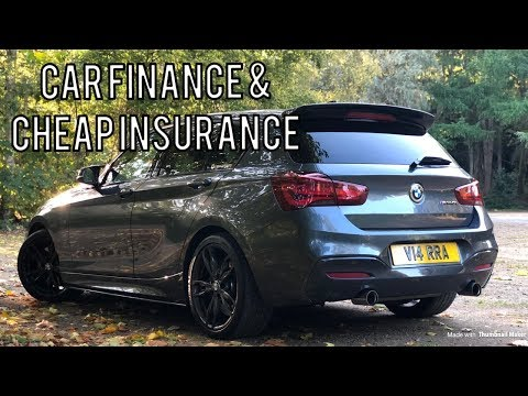 CHEAP CAR INSURANCE AND FINANCE EXPLAINED!