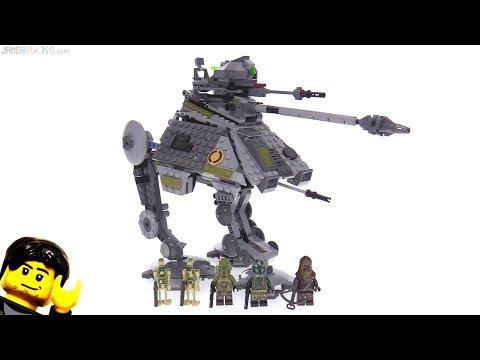 LEGO Star Wars AT-AP Walker review 75234