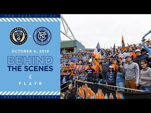BEHIND THE SCENES | Philadelphia Union vs. NYCFC | 10.06.19