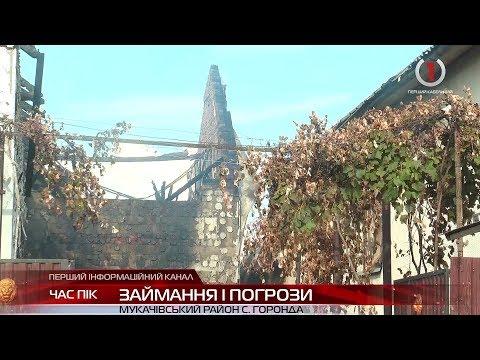 На Закарпатті пожежа знищила оселю ромів