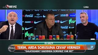 Fatih Terim Arda Turan sorusuna ne cevap verdi?