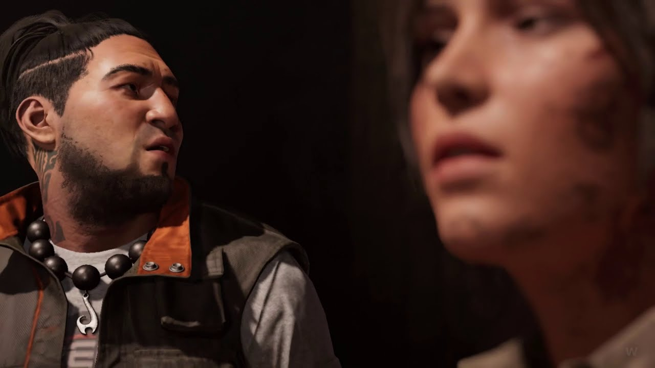 Shadow of The tomb raider gameplay - Walkthrough Lara Croft Survival Moments