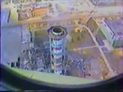 Compilation of Rare 1986 Videos of Chernobyl Disaster. (English)