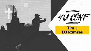 TimJ & DJ Ramzes на 4U CONF