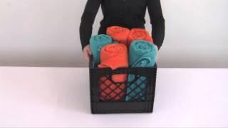 Wholesale Heavy Duty Plastic Milk Crates