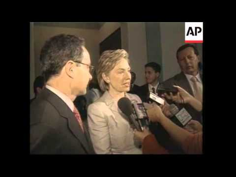 Colombian president comments on US military assistance