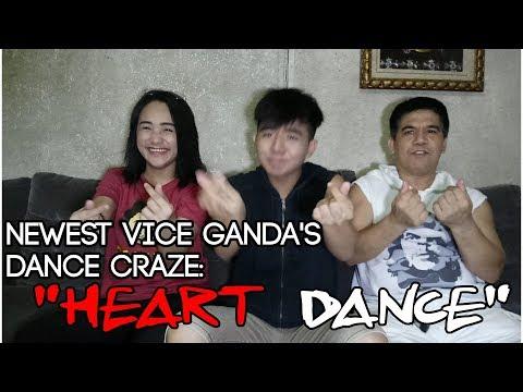 VICE GANDA'S KOREAN HEART DANCE! | ChumBam Dance Challenge #1