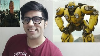 Bumblebee 2018 Teaser Trailer Review | Bumblebee Movie Trailer | John Cena