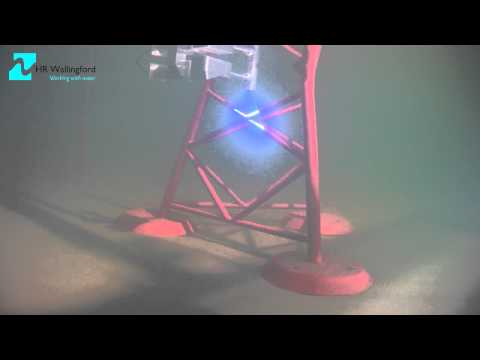 Marine Renewables and Scour Research with 2G Robotics' ULS-200 Underwater laser scanner