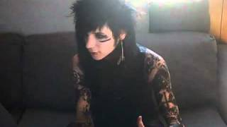 Black Veil Brides EPICENTER Twenty Ten Fontan Interview with PCM Part 2