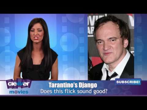 Quentin Tarantino's Next Project To Be Spaghetti Western 'Django Unchained'