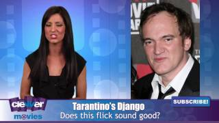 quentin tarantinos next project to be spaghetti western django unchained