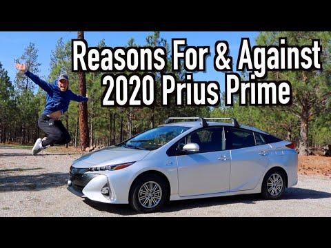 Plugin Hybrid Review: 2020 Toyota Prius Prime On Everyman Driver