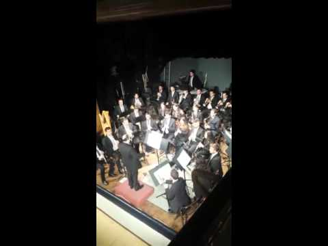Inno d'Italia- symphonic  band