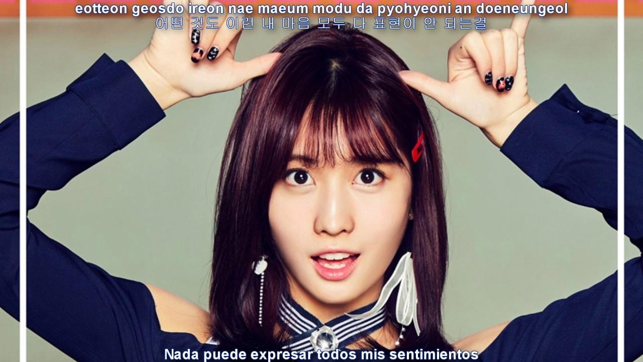 Twice - Someone Like Me [Sub Español - Hangul