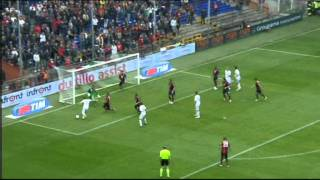 Genoa - Lecce 4 - 2 (23.04.2011) All Goals & Highlights [High Quality]