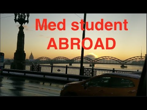 STUDY ABROAD: MEDICAL SCHOOL in Eastern EUROPE | RIGA