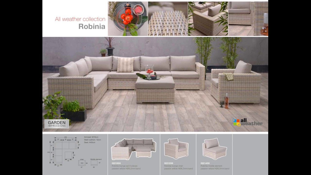 Garden impressions robinia youtube