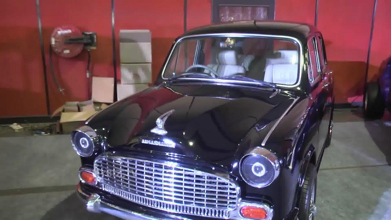 Modified Car At Hyderabad International Auto Show - Hybiz.tv - YouTube