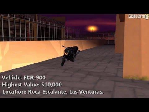 GTA San Andreas - Import/Export Vehicle #14 - FCR-900