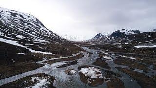 BIKING THE WORLD - NORWAY'S SWINGING BRIDGES